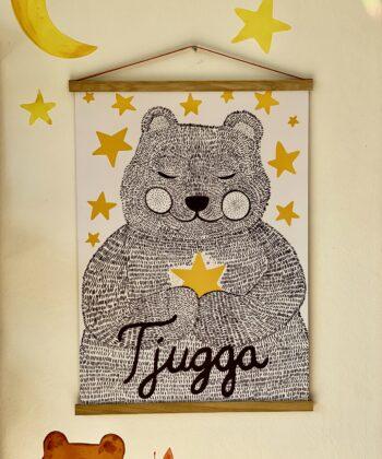 Poster 500x700 Tjugga
