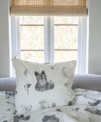 Twenty pillow and duvet baby bedding
