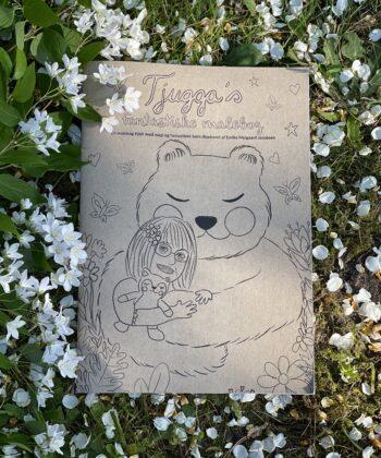 Tjugga´s fantastic coloring book
